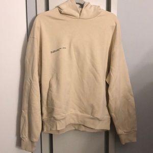 Pangaia lightweight hooded sweatshirt- NWT